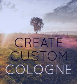 Create Custom Cologne