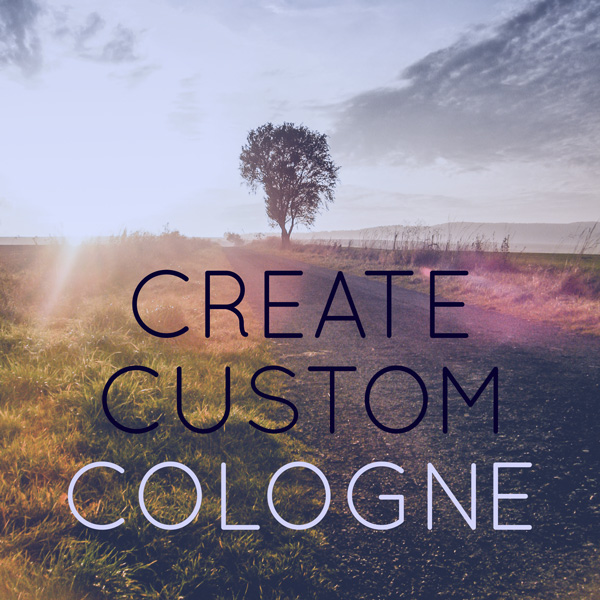 Create Custom Cologne