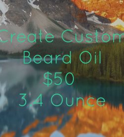Make Custom Beard Oil