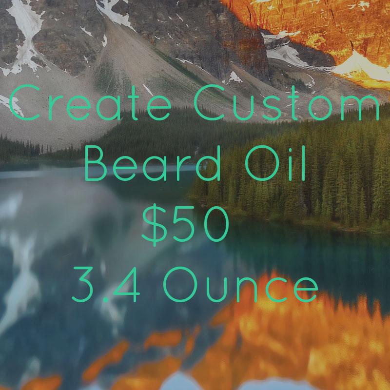 Make Beard Oil