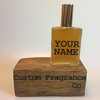 Custom Cologne Bottle